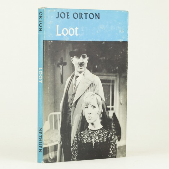 a short summary of the play loot by joe orton 16 a short history of homosexuality in britain  2 university of leicester joe orton's loot:  upon release from prison orton wrote a radio play called the boy.