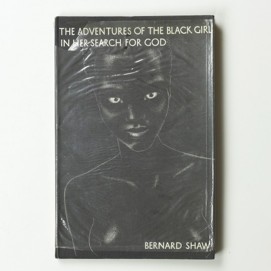 The adventures of the black girl in her search for God ...