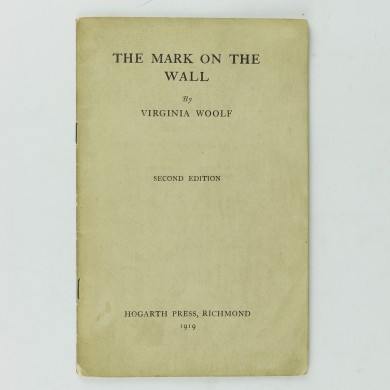 The Mark on the Wall - ,