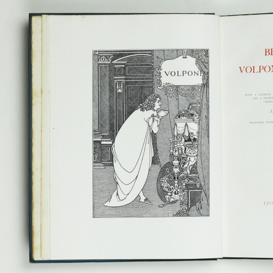 volpone essays and criticism