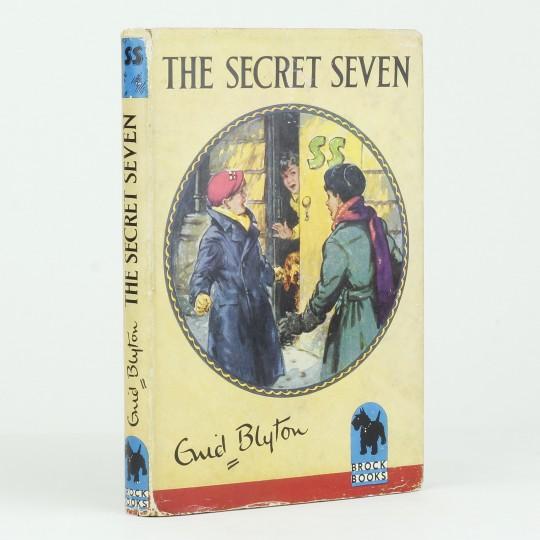 enid blyton secret seven pdf