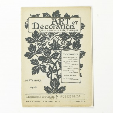 Art Et Decoration By King, Jessie M. - Jonkers Rare Books