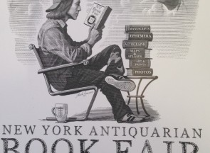 New York Antiquarian Book Fair, 9th - 12th March