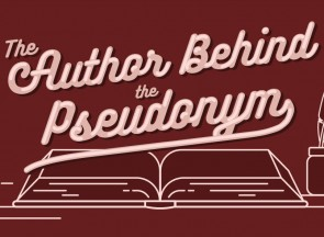 The Author Behind the Pseudonym
