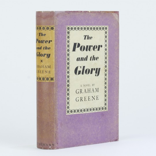 an analysis of the power and the glory a novel by graham greene The power and the glory, by graham greene graham, a convert to the novel wrests priestly ministry from a naive doctrine of progress and points it toward a.