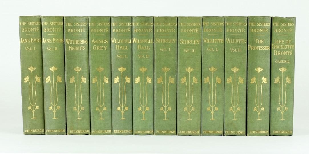 Brontë Sisters Novels