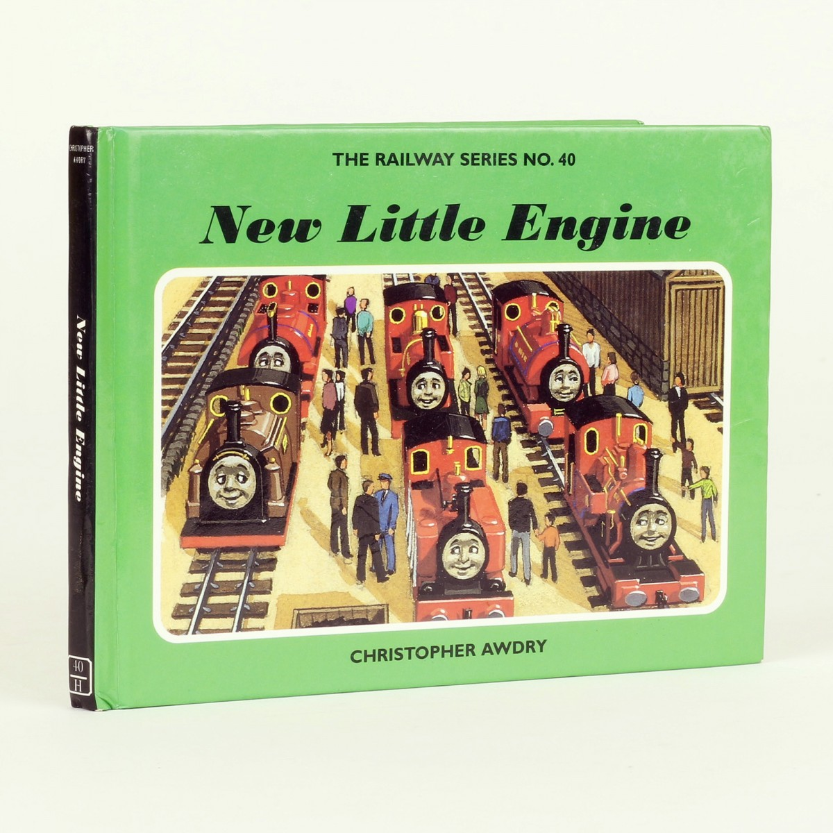 New Little Engine by AWDRY, Christopher - Jonkers Rare Books