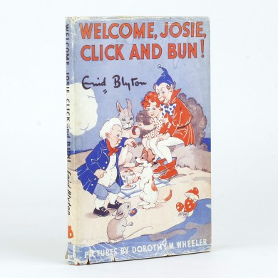 Welcome, Josie, Click and Bun! - ,