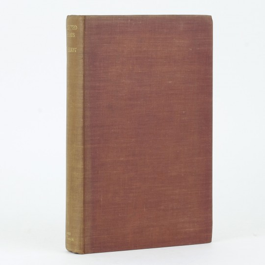 ts eliot selected essays 1917 The initial paper, written by eliot, treats the role in society of 'the clerisy'2 - a term  borrowed from samuel  eliot, t s (1950) selected essays: 1917-1932.