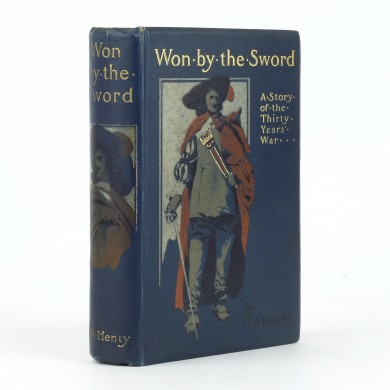 Won by the Sword - ,
