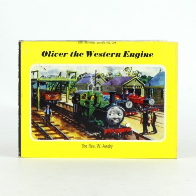 Oliver the Western Engine - ,