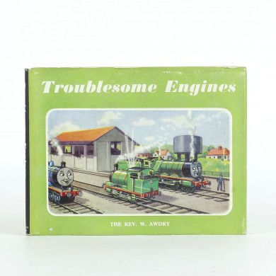 Troublesome Engines - ,