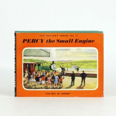 Percy the Small Engine - ,