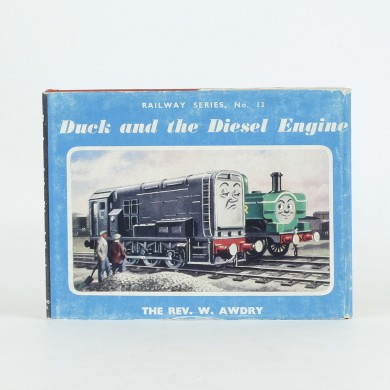 Duck and the Diesel Engine - ,