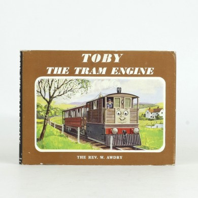 Toby the Tram Engine - ,