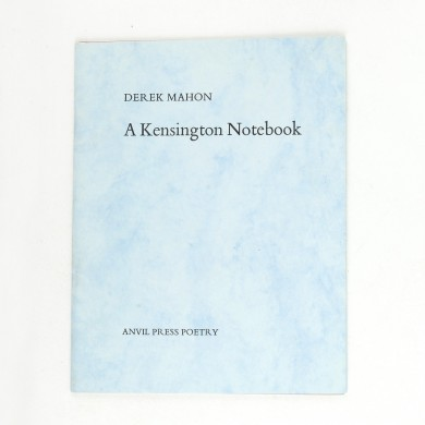 A Kensington Notebook - ,