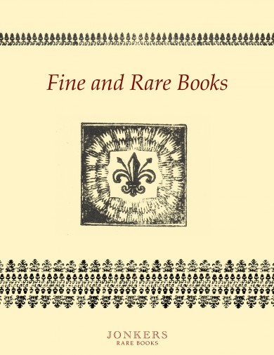 Fine and Rare Books - ,