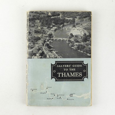 Salter's Guide to the Thames 1955 - ,