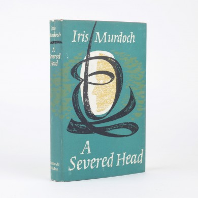 A Severed Head - ,
