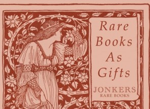 Catalogue 84: Rare Books As Gifts